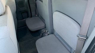 2009 Nissan Navara D40 ST-X (4x4) White 5 Speed Automatic King Cab Chassis