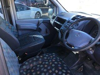 2003 Mercedes-Benz Vito 638 108CDI White 5 Speed Manual Van