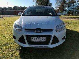 2012 Ford Focus LW Trend 6 Speed Automatic Sedan.