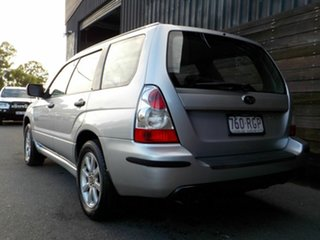 2005 Subaru Forester 79V MY06 XS AWD Silver 4 Speed Automatic Wagon