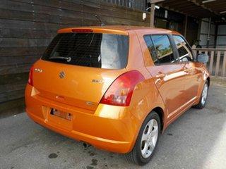 2005 Suzuki Swift RS415 Z Series Orange 5 Speed Manual Hatchback