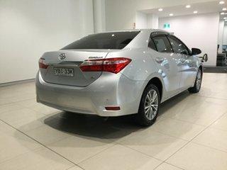 2014 Toyota Corolla ZRE172R ZR S-CVT Titanium 7 Speed Constant Variable Sedan.