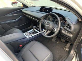 2021 Mazda CX-30 DM2W7A G20 SKYACTIV-Drive Evolve Snowflake White 6 Speed Sports Automatic Wagon