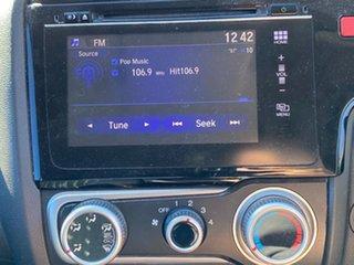 2014 Honda Jazz GF MY15 VTi Alabaster Silver 5 Speed Manual Hatchback