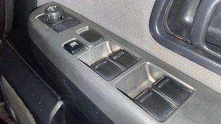 2009 Nissan Navara D22 MY2008 ST-R Blue 5 Speed Manual Utility