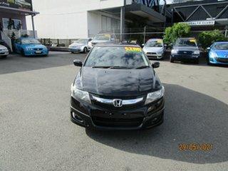 2009 Honda City GM VTi-L Black 5 Speed Manual Sedan.