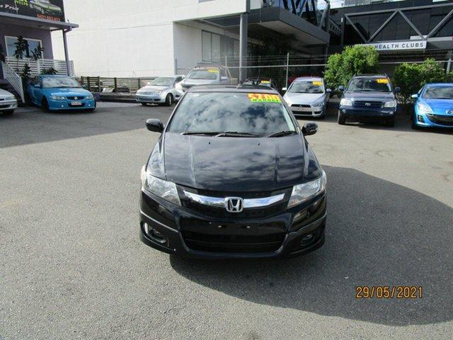 Used Honda City GM VTi-L Coorparoo, 2009 Honda City GM VTi-L Black 5 Speed Manual Sedan