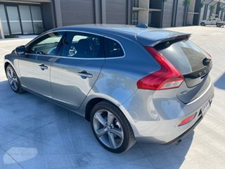 2015 Volvo V40 M Series MY16 T4 Adap Geartronic Luxury Grey 6 Speed Sports Automatic Hatchback