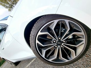2018 Ford Focus SA 2019.25MY Titanium White 8 Speed Automatic Hatchback