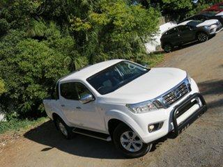 2018 Nissan Navara D23 S3 ST White 7 Speed Sports Automatic Utility.