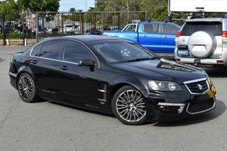 2010 Holden Special Vehicles Senator E3 Signature Black 6 Speed Auto Active Sequential Sedan.