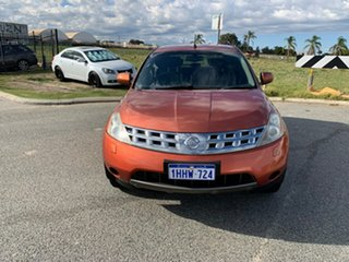 2008 Nissan Murano Z50 ST Continuous Variable Wagon