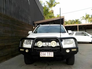 2014 Holden Colorado 7 RG MY14 LT White 6 Speed Sports Automatic Wagon