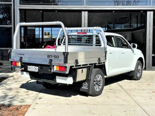 2020 Mazda BT-50 XT Cab Chassis.
