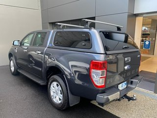 2020 Ford Ranger PX MkIII 2020.25MY XLT Grey 10 Speed Sports Automatic Double Cab Pick Up