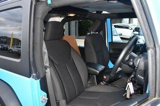 2018 Jeep Wrangler JK MY18 Sport Blue 6 Speed Manual Softtop