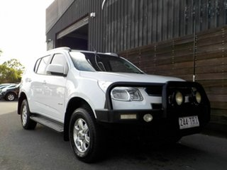 2014 Holden Colorado 7 RG MY14 LT White 6 Speed Sports Automatic Wagon.