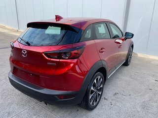 2021 Mazda CX-3 DK4W7A sTouring SKYACTIV-Drive i-ACTIV AWD Soul Red Crystal 6 Speed Sports Automatic