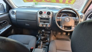 2011 Holden Colorado RC MY11 LT-R (4x4) Silver & Light Blue 5 Speed Manual Crew Cab Pickup