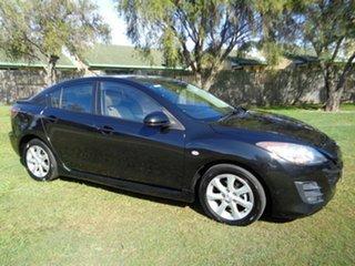 2010 Mazda 3 BL10F1 Maxx Activematic Black 5 Speed Sports Automatic Sedan