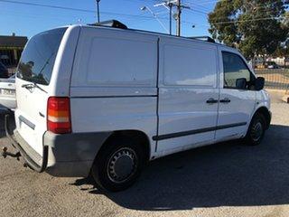 2003 Mercedes-Benz Vito 638 108CDI White 5 Speed Manual Van.