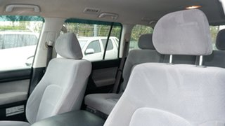 2012 Toyota Landcruiser VDJ200R MY10 GXL White 6 Speed Sports Automatic Wagon