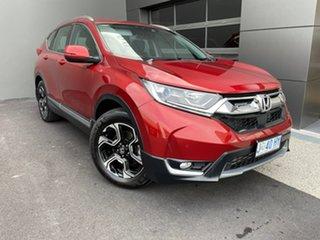 2019 Honda CR-V RW MY19 VTi-S 4WD Red 1 Speed Constant Variable Wagon.
