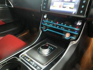 2016 Jaguar XE X760 MY16 R-Sport Red 8 Speed Sports Automatic Sedan