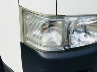 2010 Toyota HiAce KDH201R MY11 LWB White 4 Speed Automatic Van