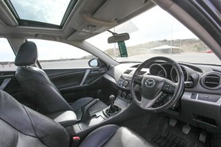 2012 Mazda 3 BL10L2 MY13 SP25 Black 6 Speed Manual Sedan.