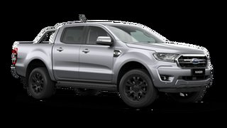 2021 Ford Ranger PX MkIII 2021.25MY XLT Aluminium 6 Speed Sports Automatic Double Cab Pick Up.