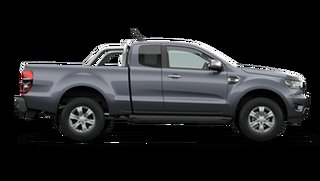 2021 Ford Ranger PX MkIII XLT Super Cab Meteor Grey 6 Speed Automatic Pick Up.
