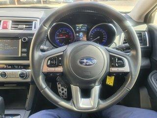 2015 Subaru Liberty B6 MY15 2.5i CVT AWD Blue 6 Speed Constant Variable Sedan.