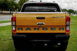 2021 Ford Ranger PX MkIII 2021.25MY Wildtrak Orange 6 Speed Sports Automatic Double Cab Pick Up.