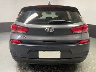 2019 Hyundai i30 PD2 MY19 Active D-CT Grey 7 Speed Sports Automatic Dual Clutch Hatchback