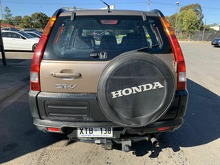 2004 Honda CR-V RD MY2004 4WD Brown 4 Speed Automatic Wagon