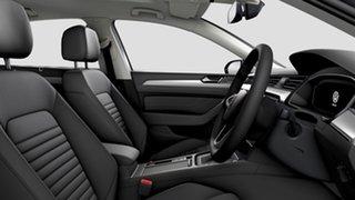 2021 Volkswagen Passat B8 162TSI Elegance Pyrit Silver Metallic 6 Speed Semi Auto Sedan