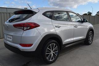 2016 Hyundai Tucson TL MY17 Active X 2WD Platinum Silver 6 Speed Sports Automatic Wagon.