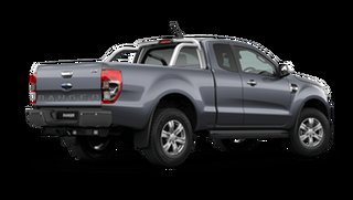 2021 Ford Ranger PX MkIII XLT Super Cab Meteor Grey 6 Speed Automatic Pick Up