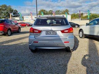 2011 Mitsubishi ASX XA MY11 2WD Silver 5 Speed Manual Wagon