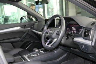 2019 Audi Q5 FY MY19 45 TFSI S Tronic Quattro Ultra Sport Black 7 Speed Sports Automatic Dual Clutch.