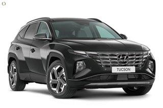 2021 Hyundai Tucson NX4.V1 MY22 Highlander 2WD Grey 6 Speed Automatic Wagon