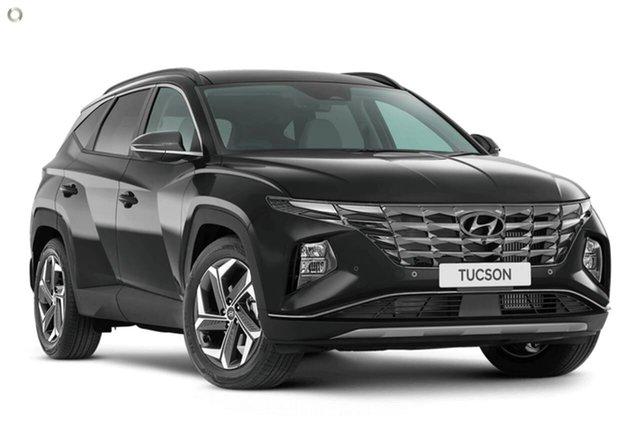 New Hyundai Tucson NX4.V1 MY22 Highlander 2WD Oakleigh, 2021 Hyundai Tucson NX4.V1 MY22 Highlander 2WD Grey 6 Speed Automatic Wagon