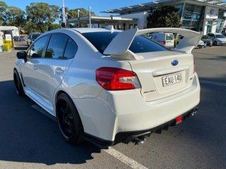 2015 Subaru WRX V1 MY15 Premium Lineartronic AWD White 8 Speed Constant Variable Sedan