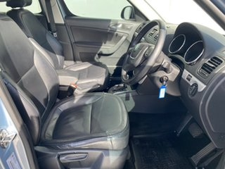 2012 Skoda Yeti 5L 112TSI DSG Blue 6 Speed Sports Automatic Dual Clutch Wagon