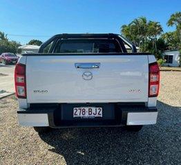 2020 Mazda BT-50 XTR White 6 Speed Automatic Dual Cab