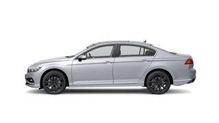 2021 Volkswagen Passat B8 162TSI Elegance Pyrit Silver Metallic 6 Speed Semi Auto Sedan.