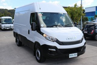 2017 Iveco Daily White Automatic Van.