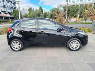 2012 Mazda 2 DE10Y2 MY13 Neo Black 4 Speed Automatic Hatchback