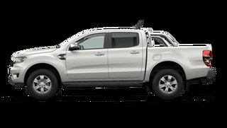 2021 Ford Ranger PX MkIII XLT Double Cab Alabaster White 6 Speed Automatic Pick Up